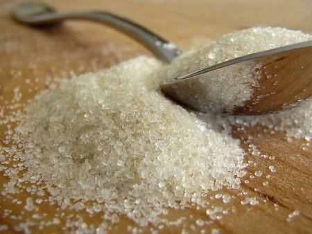 zucchero bianco danni alla salute